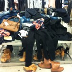 Mystery-Shopping bei Hempels unterm Sofa