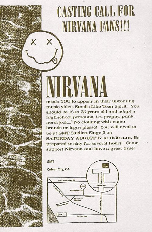 "52 Videos/46: Nirvana <br>""Smells Like Teen Spirit"""