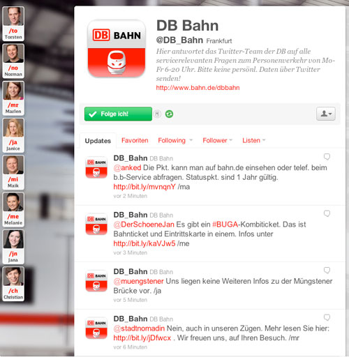 Twitter-DB