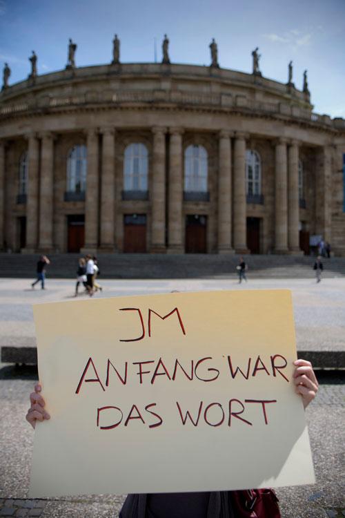 Worte sind wertvoll: Journalisten im Streik(blog)