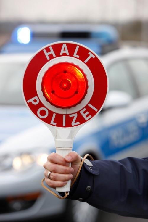 Polizeikontrolle 2.0