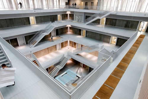 Die coolste Bibliothek der Welt