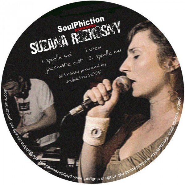 Heute: Soulphiction mit Suzana Rozkosny live