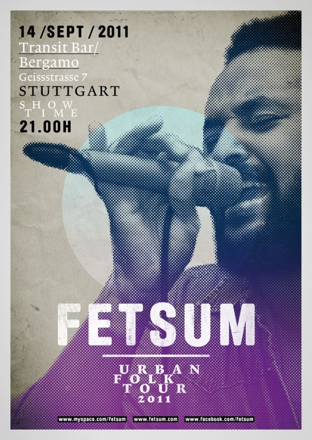 Mittwoch im Transit: Fetsum – Urban Folk Tour 2011