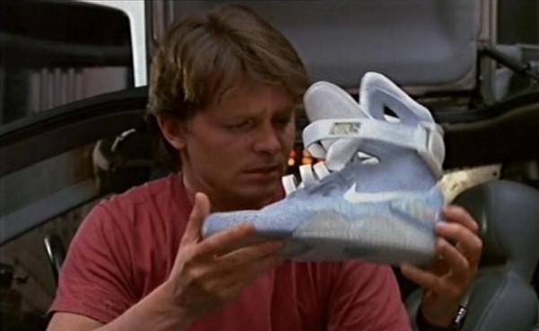 Marty McFly Air Mag