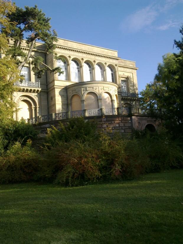 Zukunftskonzept Villa Berg