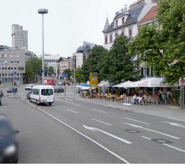 GTA Stuttgart