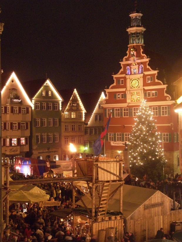 Kessel.TV Ausflugstipp: <br>Esslinger Weihnachtsmarkt