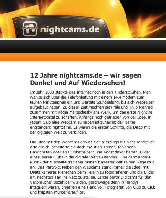 Ade Nightcams