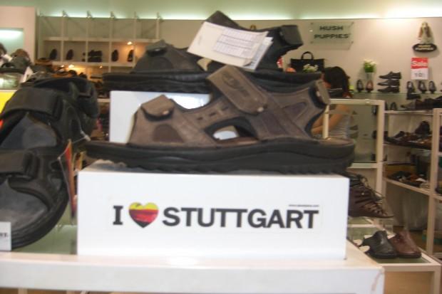 Stuttgart-Sneaker