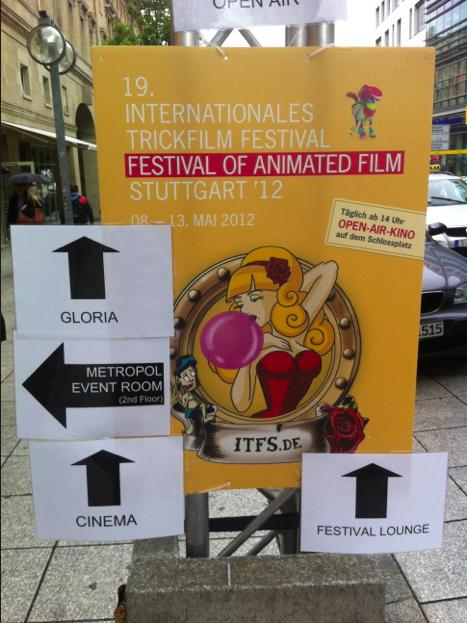 Trickfilm Festival 2012