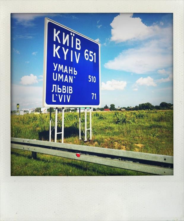 Landpartie nach Lemberg: Endhaltestelle Lviv