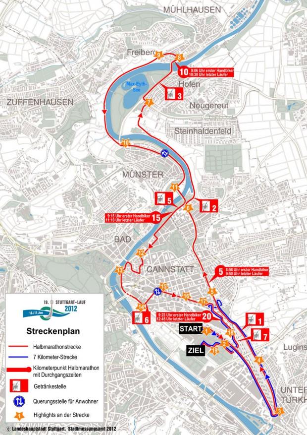 19. Stuttgart-Lauf