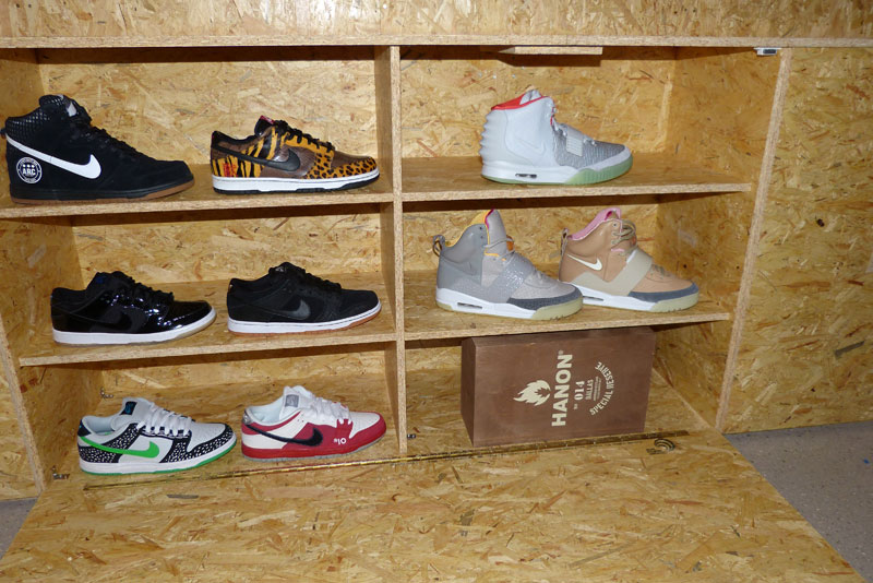 Samstag Opening Suppa Sneaker Boutique Kessel Tv