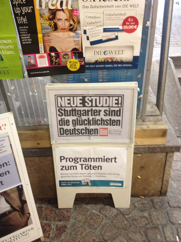 Don't mess with Stuttgart!