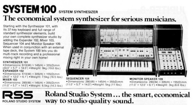 Heute Abend: Der analoge Synthesizer @ Montage