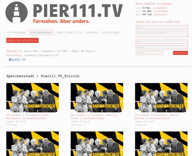 Pier111 OB-Kandidatencheck