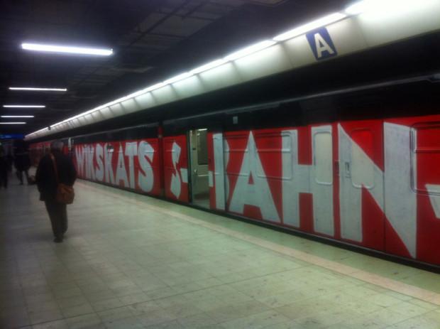 Bombed S-Bahn