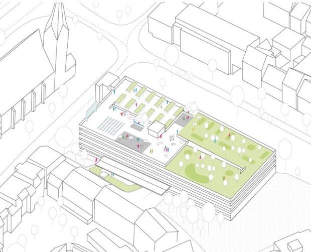 Pre-Park[haus] – Urban Gardening aufm Parkdeck