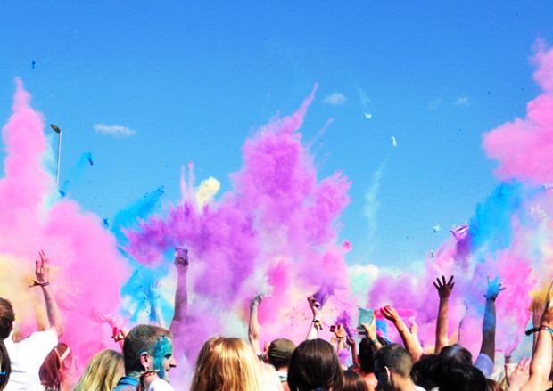 Holi Festival of Colours Foto-Recap