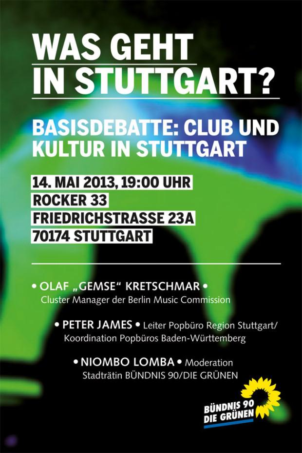 Heute Abend: Was geht in Stuttgart?