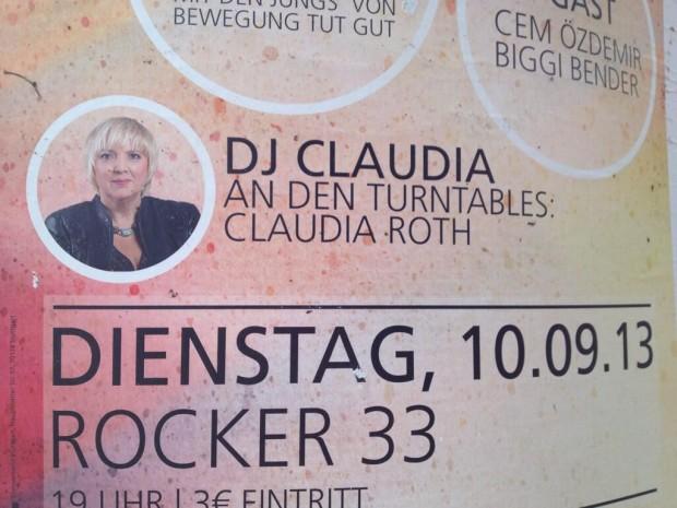 DJ Claudia