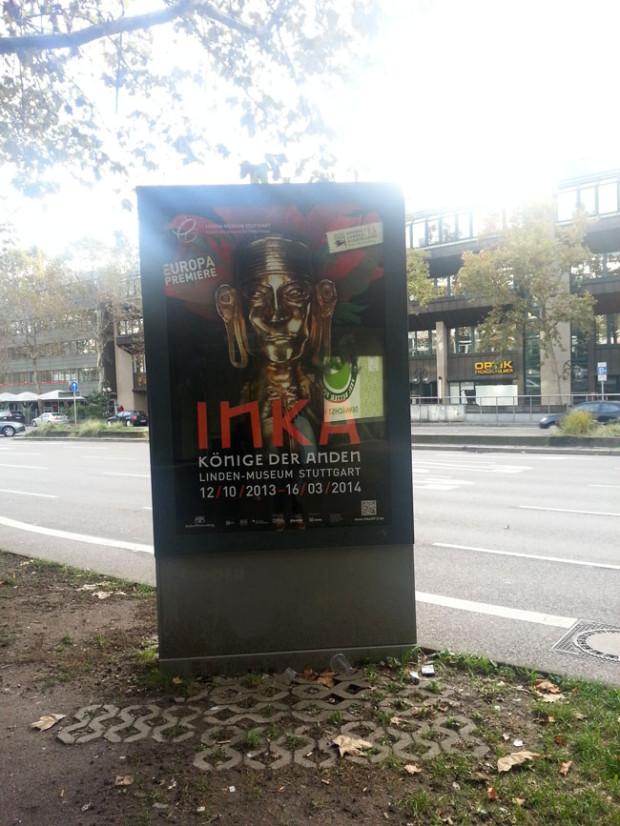 Inka Ausstellung