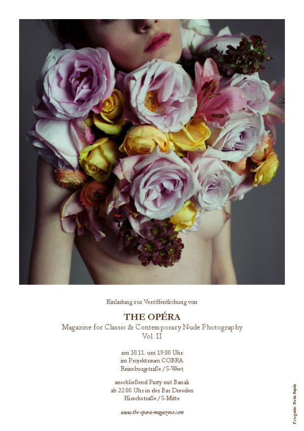 Einladung THE OPÉRA Vol. II