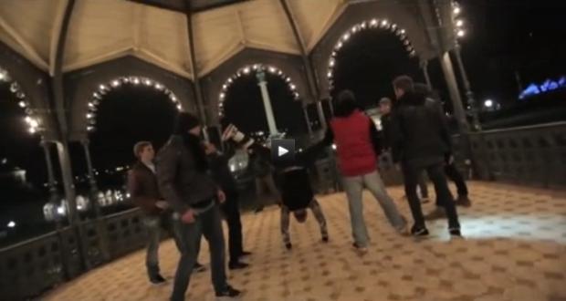 Happy New Breakdance