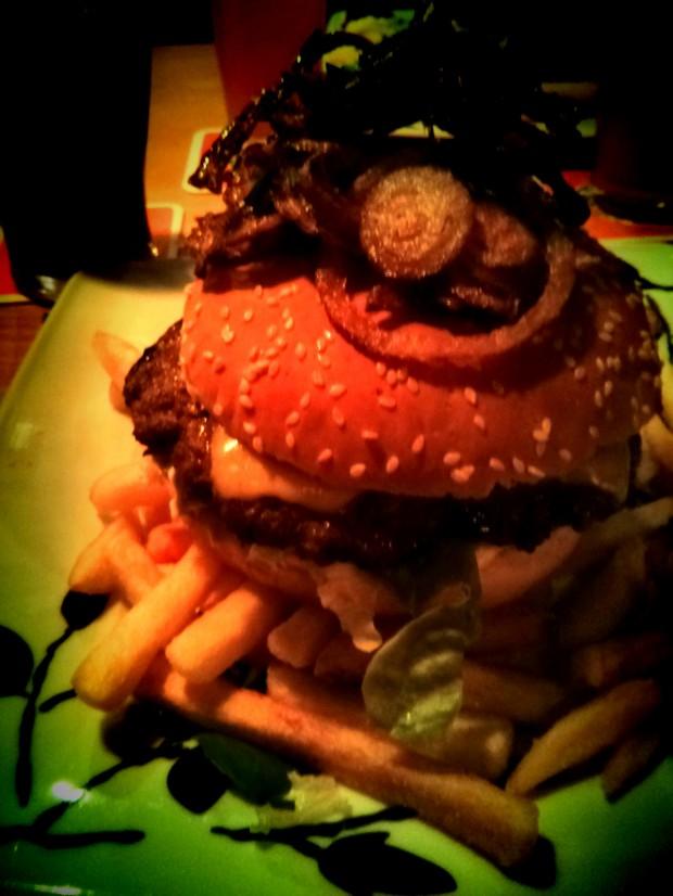 Bonnie & Clyde - Cheeseburger