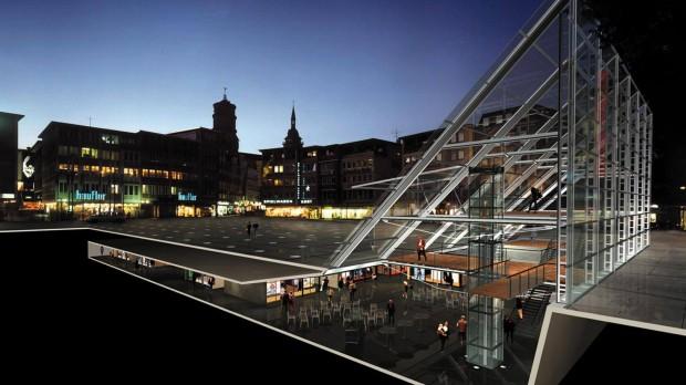 Marktplatzbunker