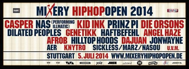 HipHop Open jetzt auch mit Locals