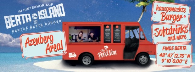 The Food Van & I love Mauldasch
