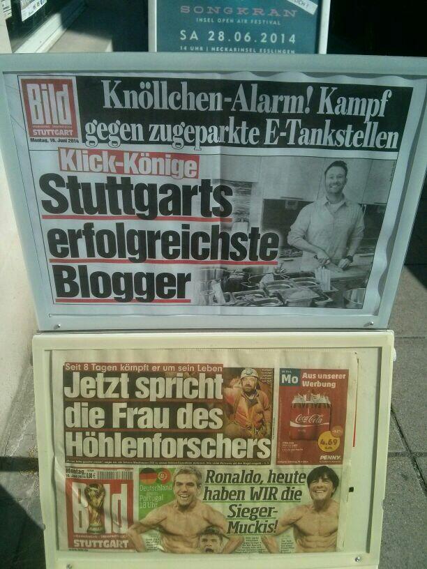 Stuttgarts erfolgreichste Blogger