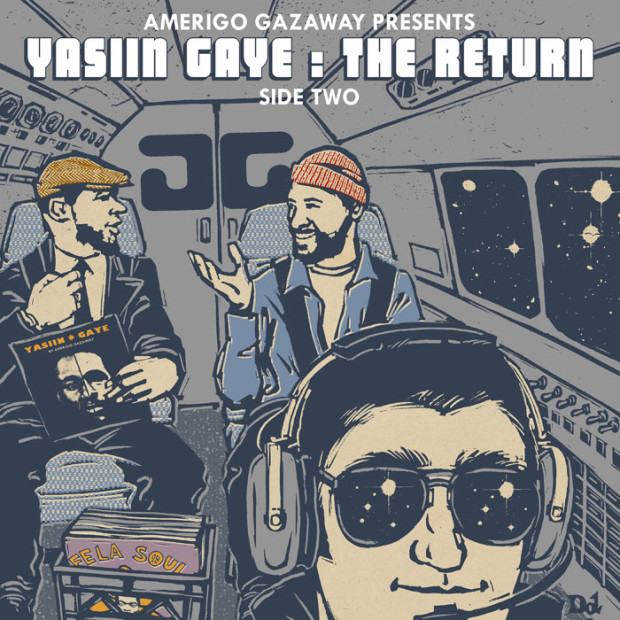 Yasiin Gaye – The Return