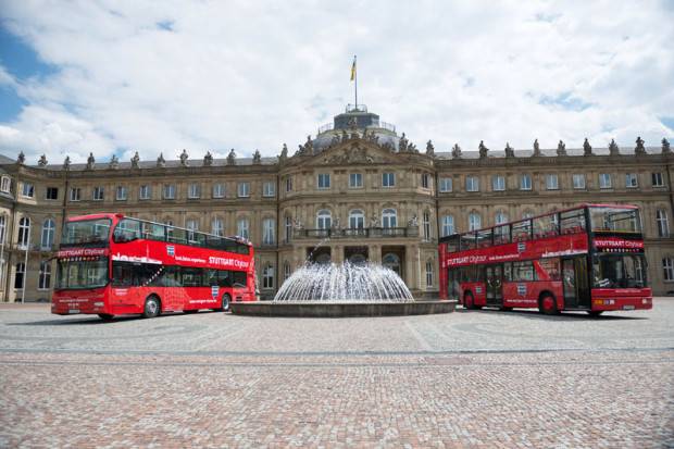 Jetzt neu: Stuttgart Citytour wie in London