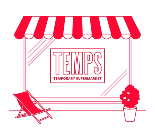Marienplatzfest & Temps – Temporary Supermarket