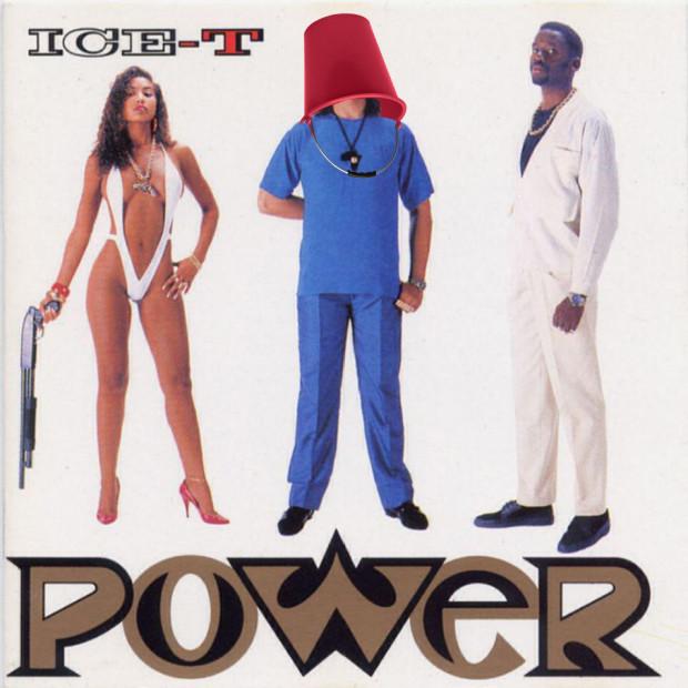 Ice-T-bucket