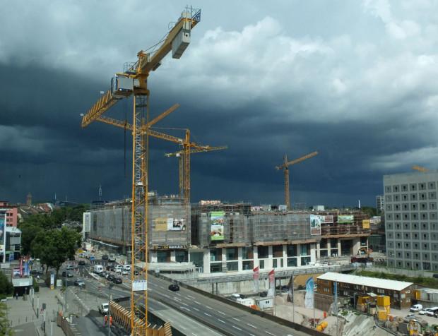 Symbolbild: Dunkle Wolken über Milaneo