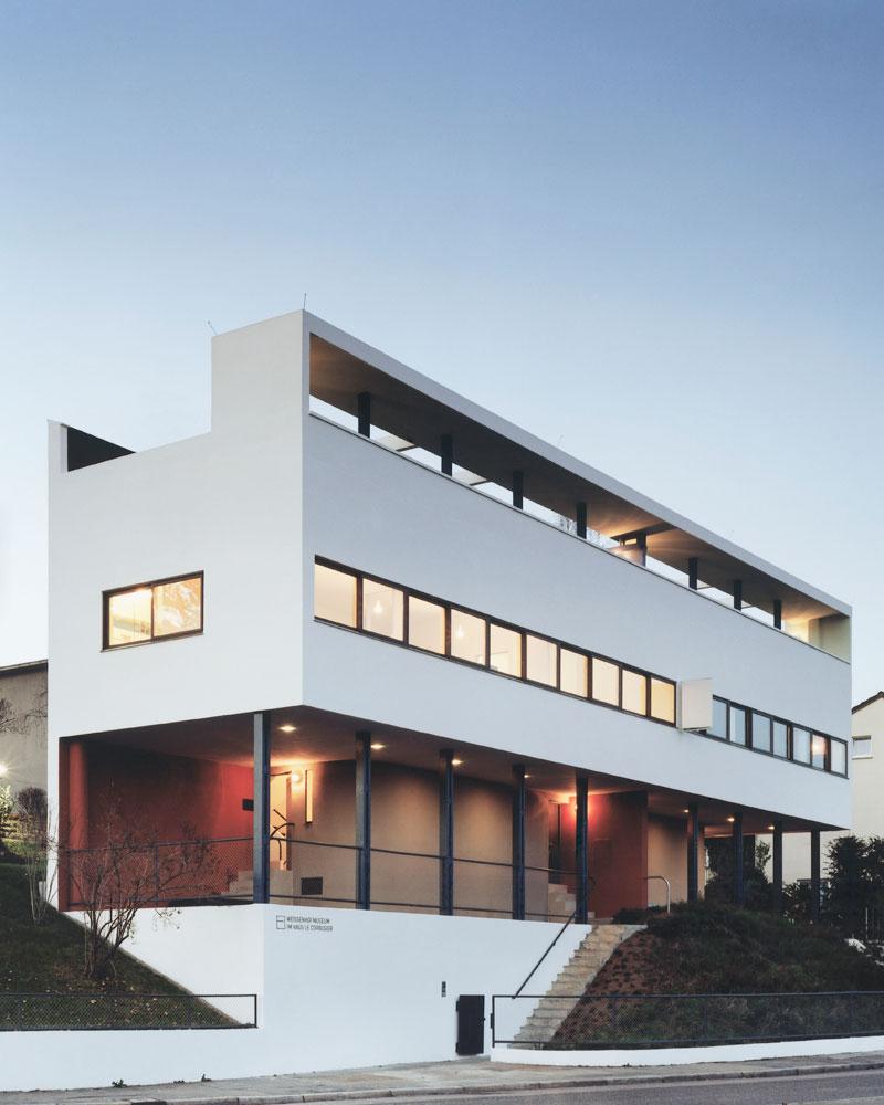 werk von le corbusier for unesco welterbeliste kessel tv. Black Bedroom Furniture Sets. Home Design Ideas
