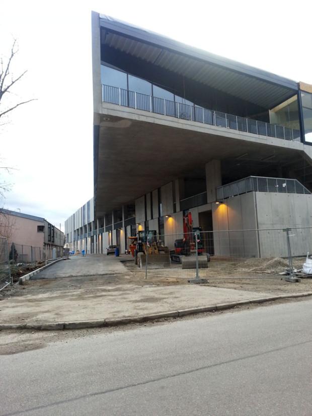Schräglage übernimmt GAZi-Stadiongastro