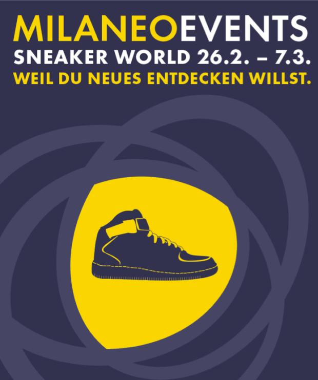 Sneaker World im Milaneo