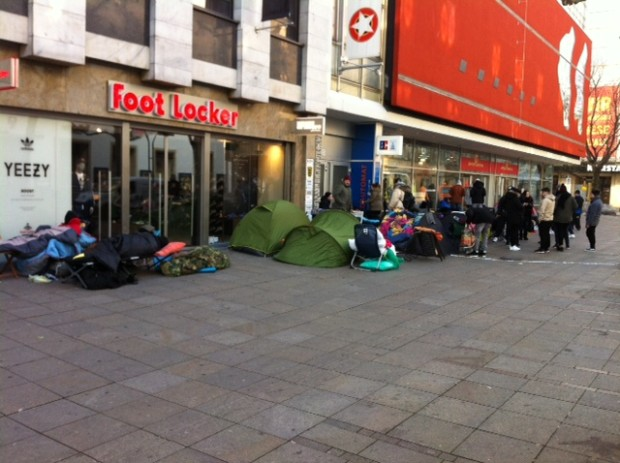 Yeezy Campout