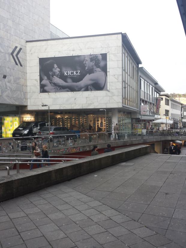 The city never sleeps: Schulstraße News