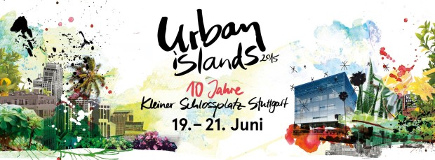urban islands