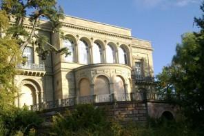 Villa Berg: Tag der Offenen Tür am Samstag