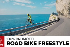 Road Bike Freestyle 2