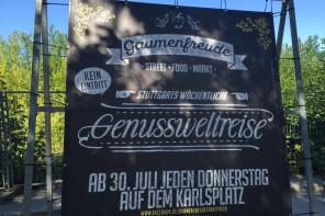 Gaumenfreude Street Food Markt
