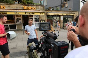 JägerCampus: Ein Jahr mietfrei wohnen über dem Transit und der Corso Bar