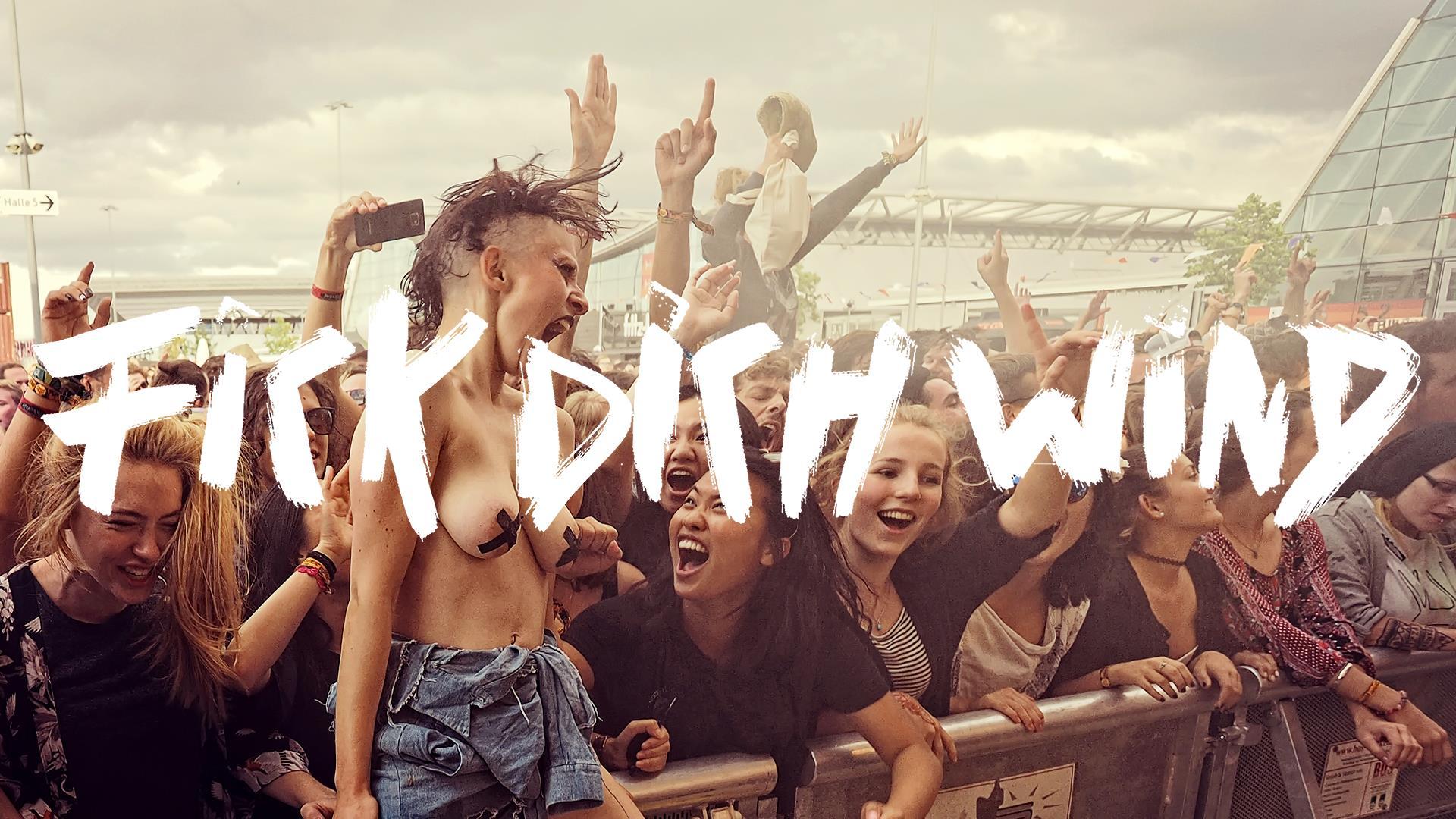 Fick dich Wind: Stuttgart Festival 2016